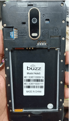 Buzz Note5 flash file