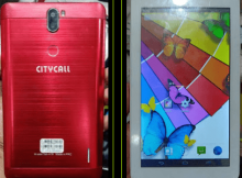 CityCall Tab A18 Flash File