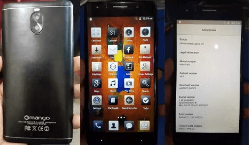 Gmango Mate 9 Pro Flash File