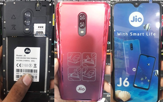 Jio J6 Flash File
