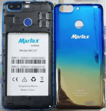 Marlax MX107 flash file