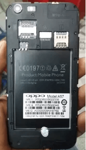 Oppo Clone A57 Flash File