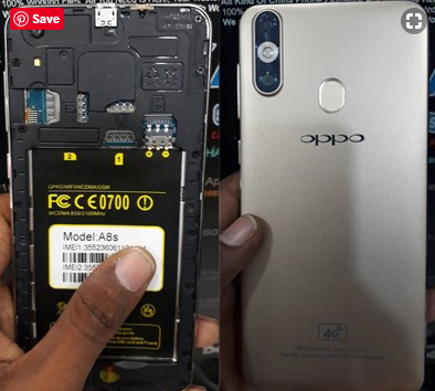 Oppo Clone A8s Flash File