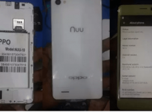 Oppo Clone Nuu-10 Flash File