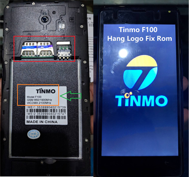 Tinmo F100 Flash File