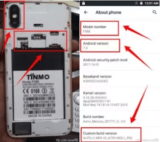 Tinmo F588 Flash File