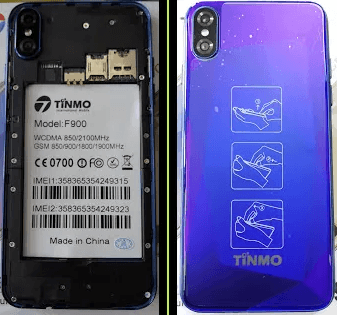 Tinmo F900 Flash File