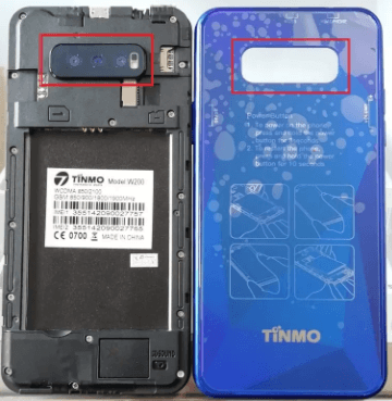 Tinmo W200 Flash File