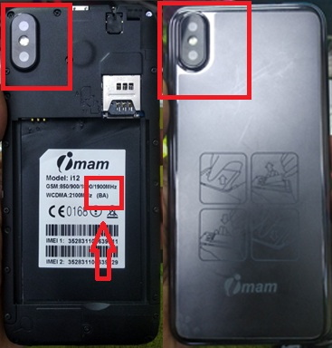 imam i12 Flash File
