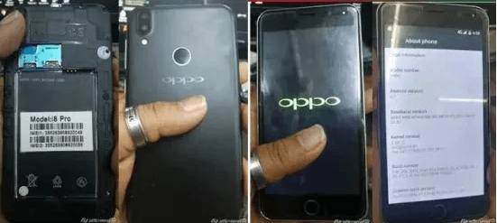 Oppo Clone i8 Pro Flash File