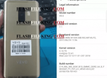 Vevo VS-3 Flash File