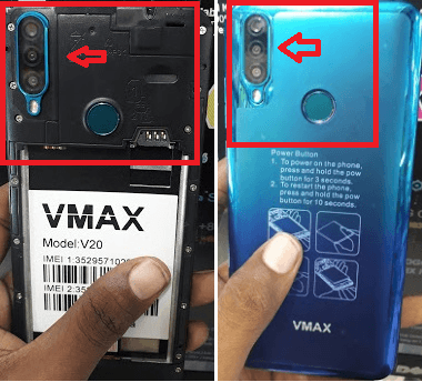 Vmax V20 Flash File