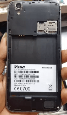 Vsun Race Flash File