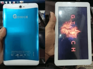 Gtouch Tab S72 Flash File