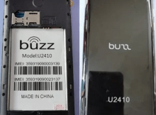 Buzz U2410 Flash File