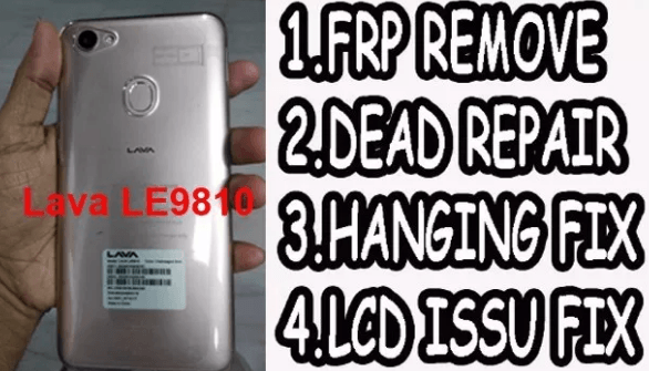 Lava LE9810 R3 Note Flash File