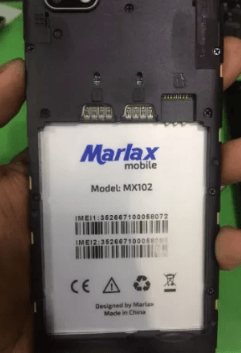 Marlax MX102 Flash File