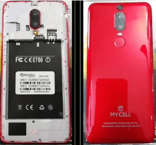 Mycell Iron 4 Flash File
