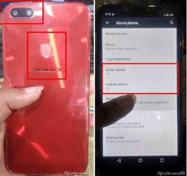 Oppo Clone F9 Flash File