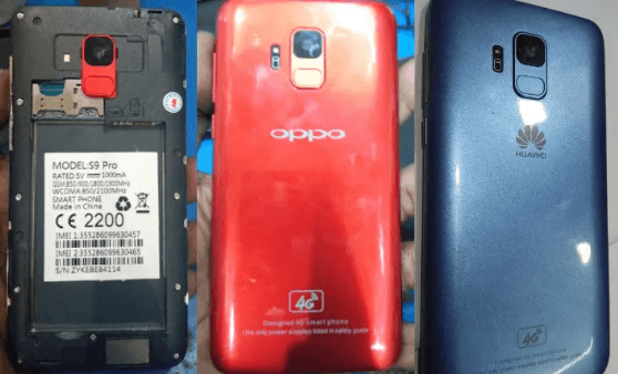 Oppo Huawei Samsung Clone S9 Pro Flash File