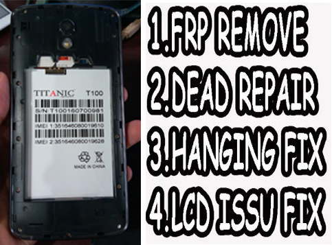 TATINIC T100 FLASH FILE FIRMWARE