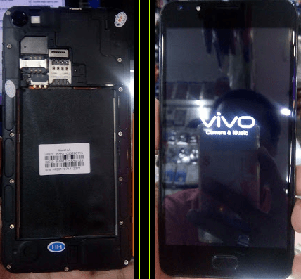 Vivo Clone AA Flash File