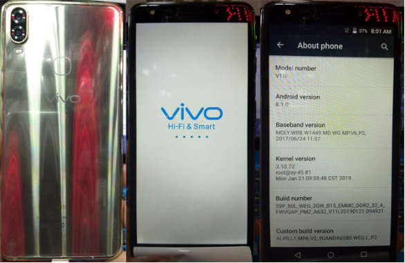 Vivo Clone V11 & V11i Flash File Firmware