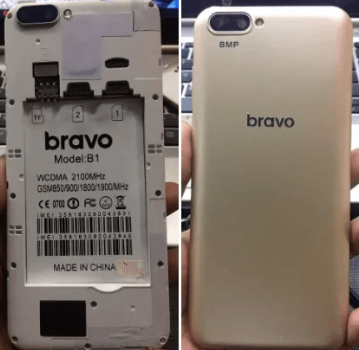 Bravo B1 Flash File