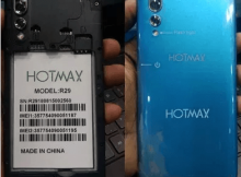 Hotmax R29 Flash File