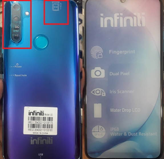 infiniti i20 flash file firmware