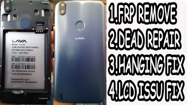 Lava Iris 46 Flash File Firmware