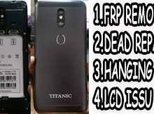 Titanic T70 Flash File Firmware