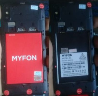 Myfon S3 Flash File Firmware
