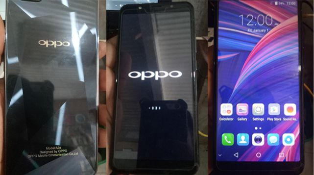 Oppo Clone A3s Flash File Firmware