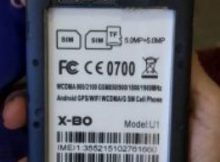 XBO U1 Flash File Firmware