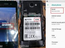 Micromax Q306 Flash File Firmware