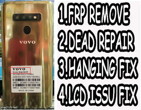 Vovo Onelife S10 Flash File Firmware