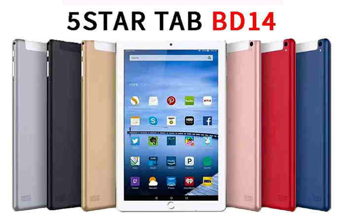 5star Tab BD14 Flash File Firmware