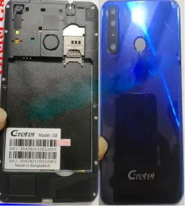 Gretel G8 Flash File Firmware