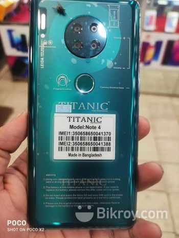 Titanic Note 4 Flash File Firmware
